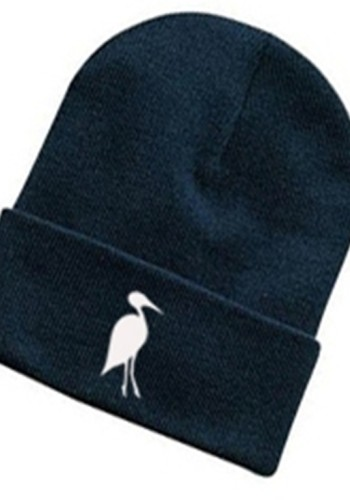 Copy of Sixteen Seventy Beanie Navy White