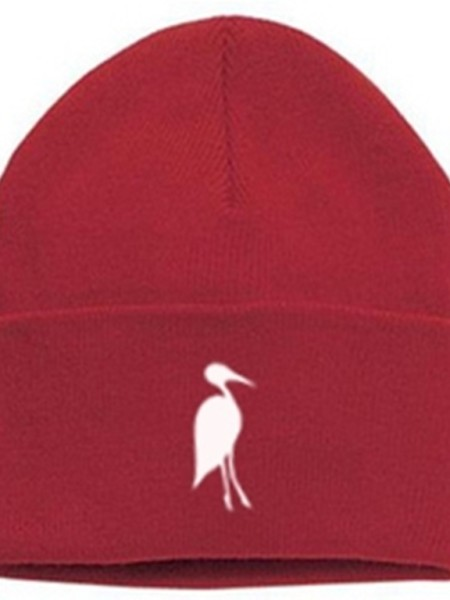 Copy of Sixteen Seventy Men's Beanie Red White
