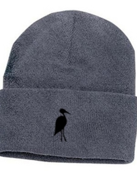 Sixteen Seventy Beanie Grey Black