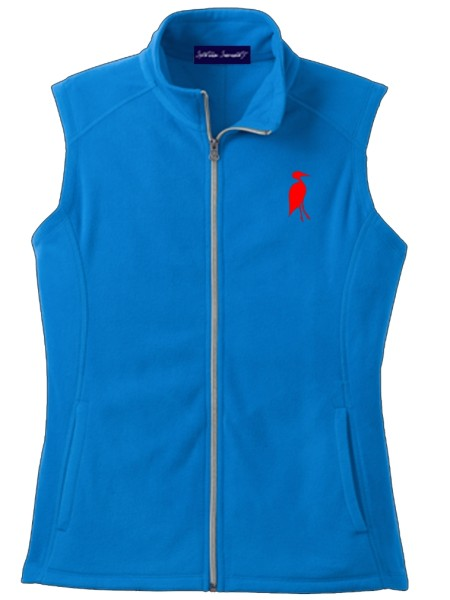 Sixteen Seventy Ladies Outdoor Vest Royal Red