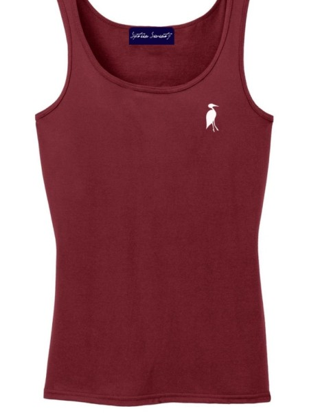 Sixteen Seventy Ladies Tank Red White