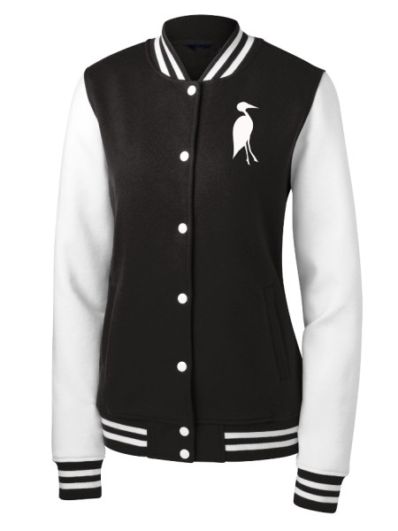 Sixteen Seventy Ladies Varsity Jacket