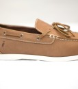Sixteen Seventy Luxury Yacht Shoes Collection Tan On Board