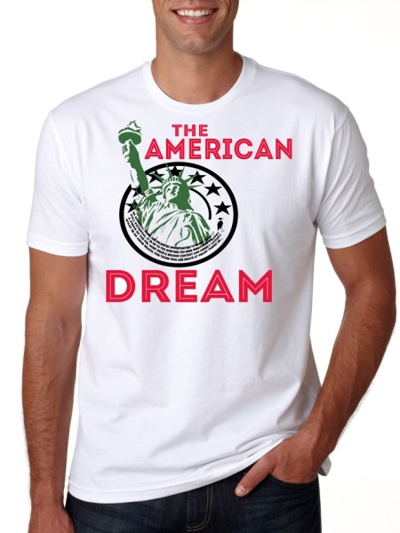 Sixteen Seventy Men's American Dream T-shirt