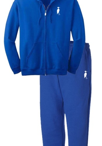 Sixteen Seventy Men's Sweat Suit Royal