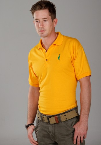 Sixteen Seventy Yellow Green Polo2