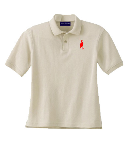 Sixteen Seventy Youth cremeredpolo