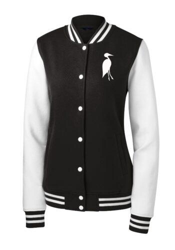 Sixteen Seventy Ladies Varsity Jacket