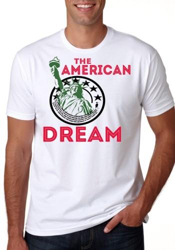 Sixteen Seventy Men's American Dream T-shirt