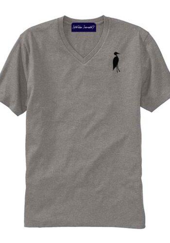 Sixteen Seventy Men's V-neck Grey