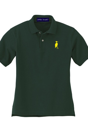 Sixteen Seventy Youth greenyellowpolo
